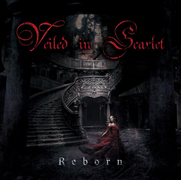 WLKR-014 Veiled in Scarletジャケ