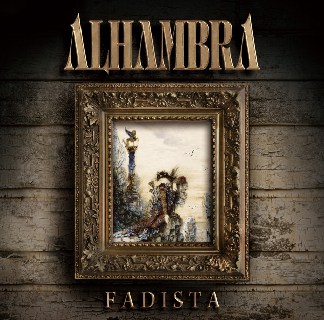 WLKR-021 ALHAMBRA「Fadista」ジャケ