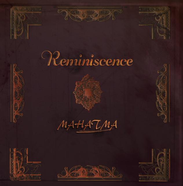 WLKR-031-032 MAHATMA「Reminiscence」ジャケ